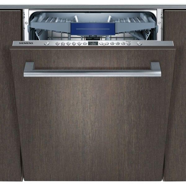 Siemens SN636X03NE / Inbouw / Volledig geïntegreerd / Nishoogte 81