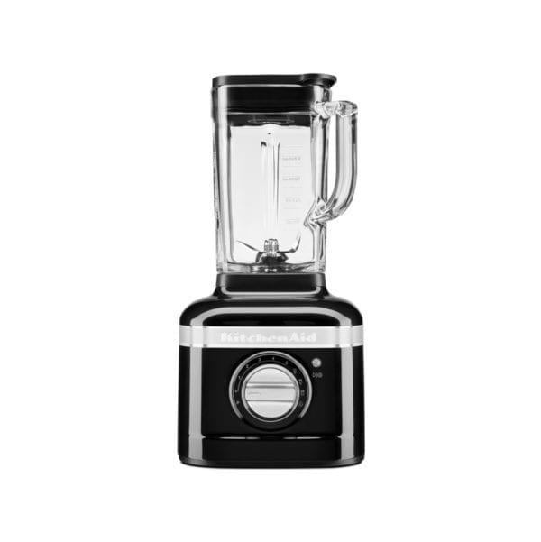 KitchenAid Artisan K400 5KSB4026EOB Onyx Zwart