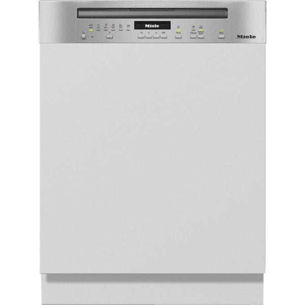 Miele G 7100 SCi CLST / Inbouw / Half geïntegreerd / Nishoogte 80