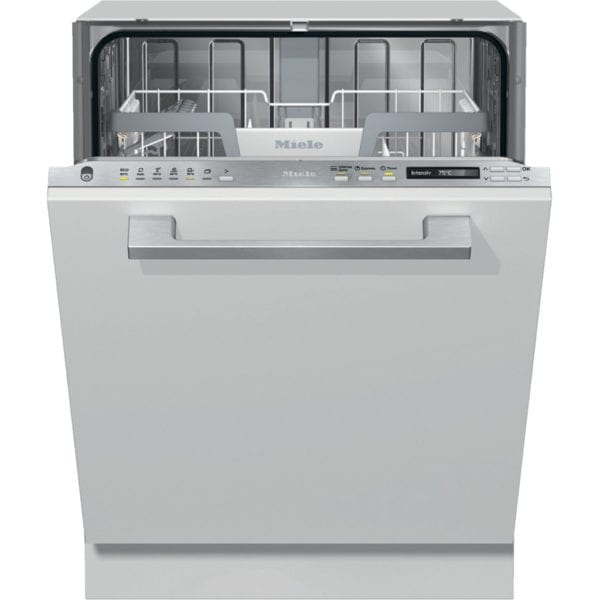 Miele G 7150 Vi / Inbouw / Volledig geïntegreerd / Nishoogte 80