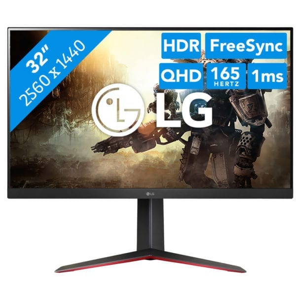 LG UltraGear 32GN650