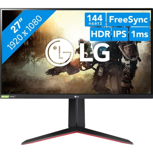 LG UltraGear 27GN650