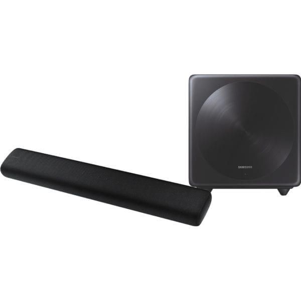 Samsung HW-S60A/XN + SWA-W500