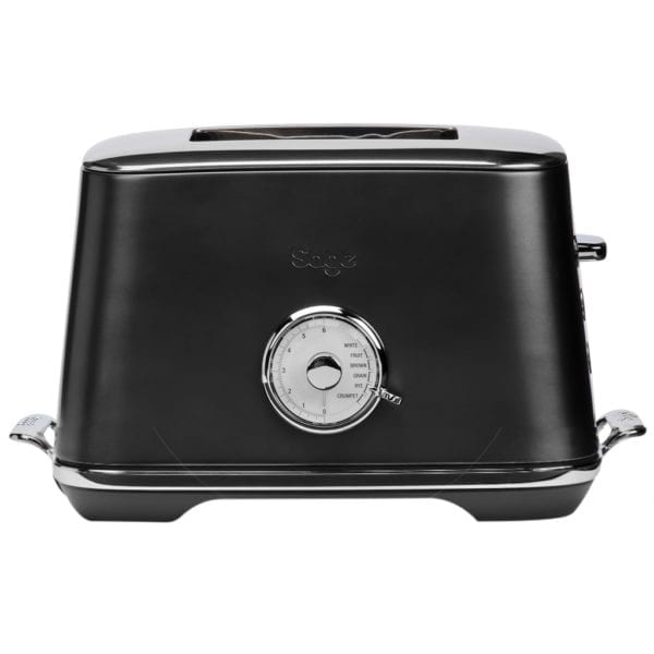Sage the Toast Select Luxe Black Stainless